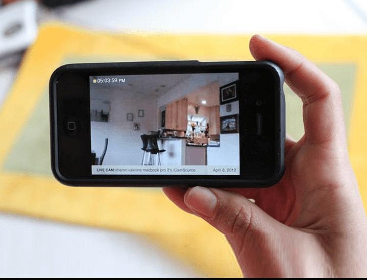 Камера и телефон