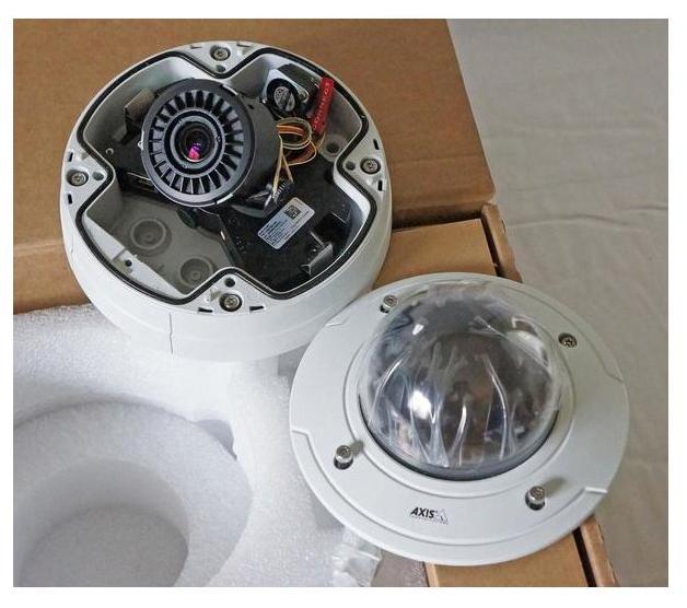 Конструкция ip-камеры