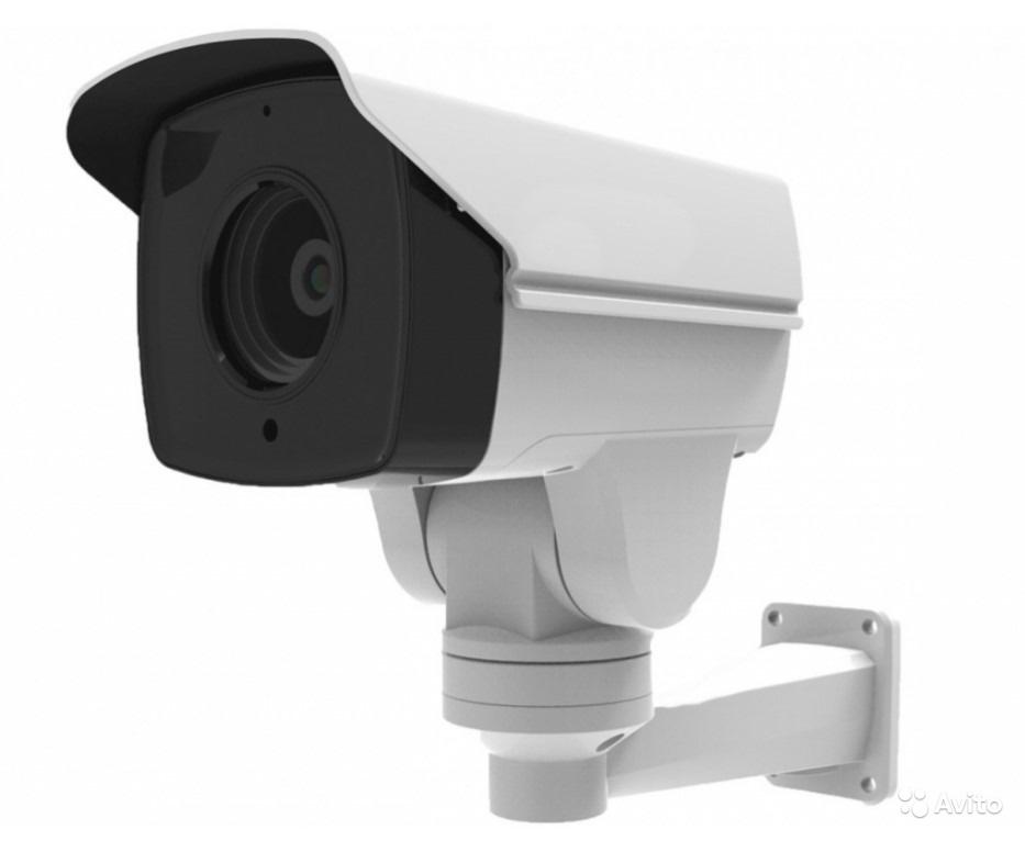 Поворотная IP-камера для улицы