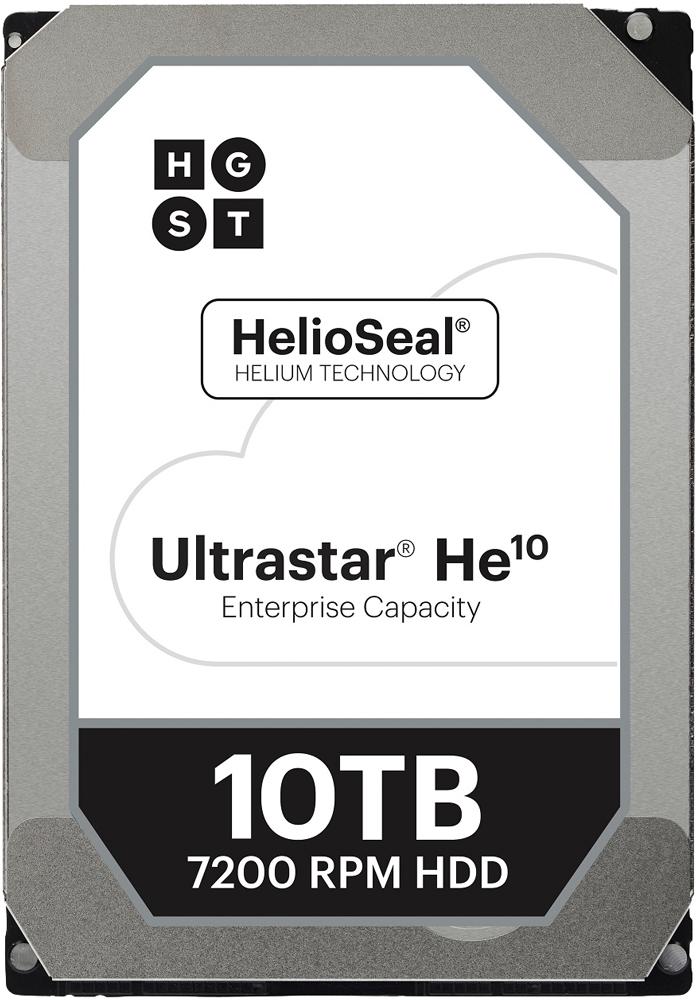 Hitachi Ultrastar HGST Ultrastar He10