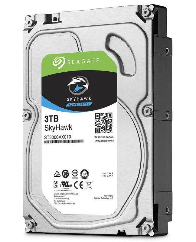 Seagate Surveillance HDD для IP-камеры
