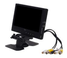 Как подключить камеру видеонаблюдения напрямую к монитору?