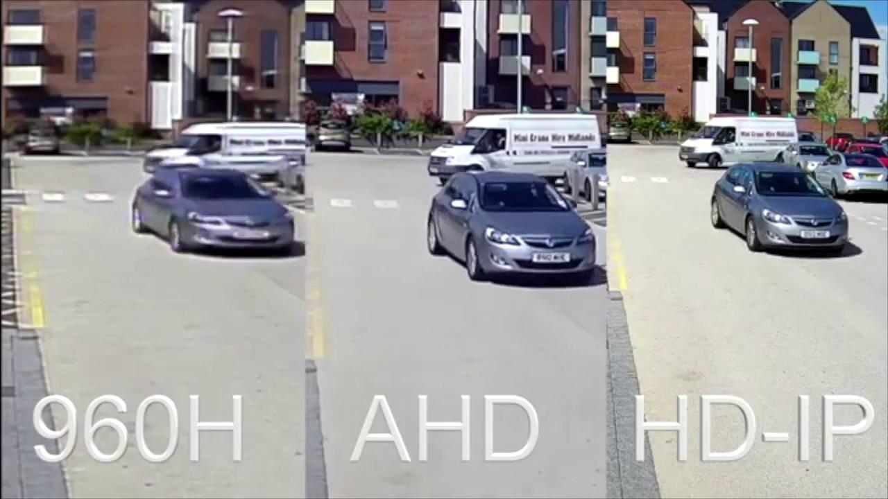 Сравнение картинок камер