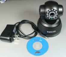 Как подключить ip-камеру без интернета?