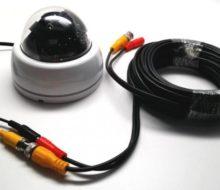 Подключение аналоговой камеры видеонаблюдения