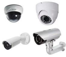 Какие бывают камеры видеонаблюдения?