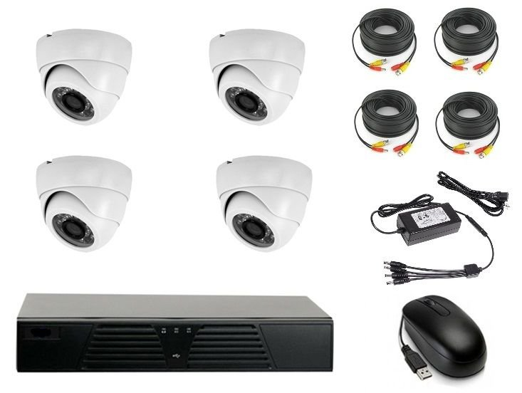 Преимущества и недостатки aHD видеонаблюдения
