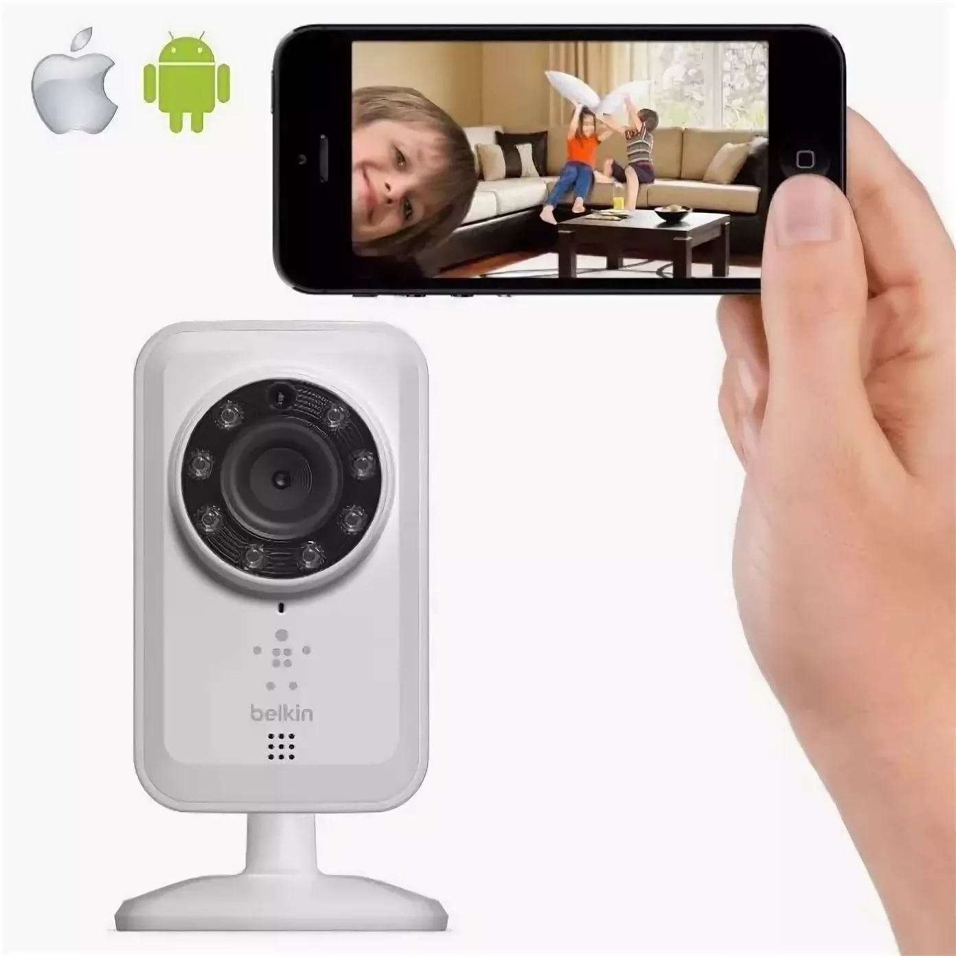 Камера для дома с удаленным доступом