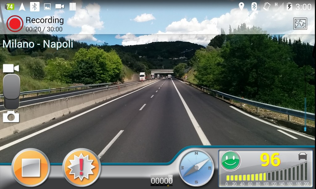 AutoGuard Dash Cam