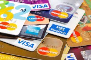 Какие существуют виды кредитных карт