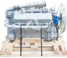 Двигатель ЯМЗ-7511.10-06 – яркий представитель плеяды 8-ми цилиндровых моторов