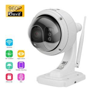 IP-видеокамера (сетевая камера)