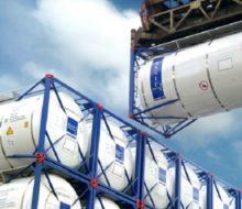 Преимущества перевозок грузов в танк-контейнерах