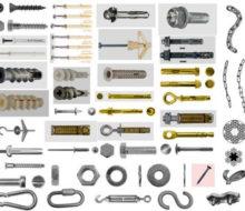 Где применяются крепежные металлические изделия