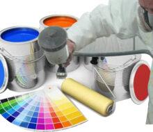 Промышленные лакокрасочные покрытия: характеристики