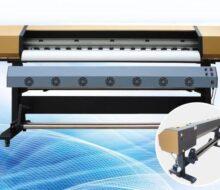 Широкоформатный экосольвентный принтер – принципы работы