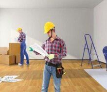 Комплексный ремонт помещений